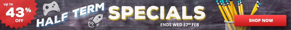 Half Term Specials