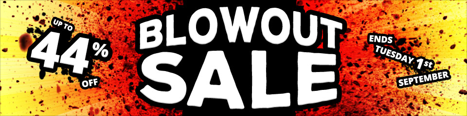 Blowout SALE - up to 44% off
