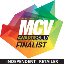 MCV 2017 Awards Finalist