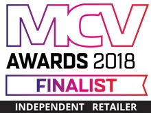 MCV 2018 Awards Finalist