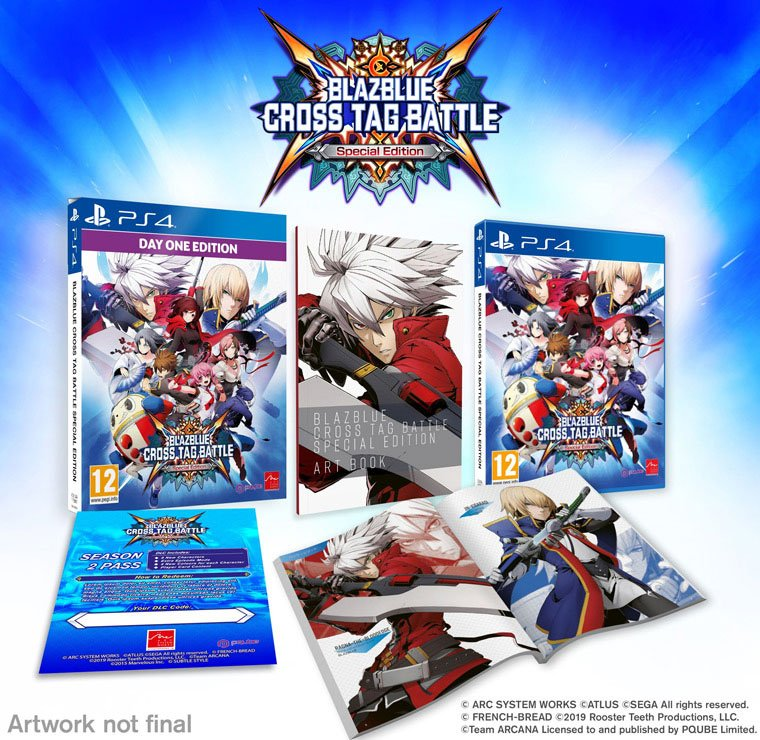 BlazBlue Cross Tag Battle - Special Edition