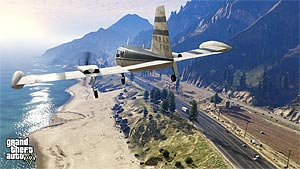 GTA V - Blaine County