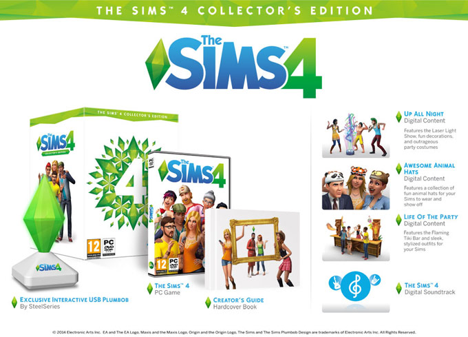 The Sims 4 - Collectors Edition