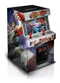 Street Fighter X Tekken Money Box